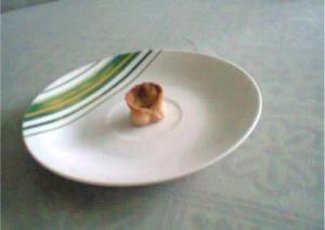 uszko na talerzyku
