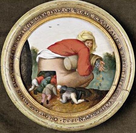 Pochlebcy, 1592