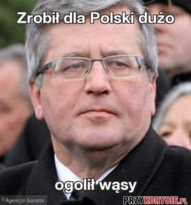 bronislaw-komorowski-mem